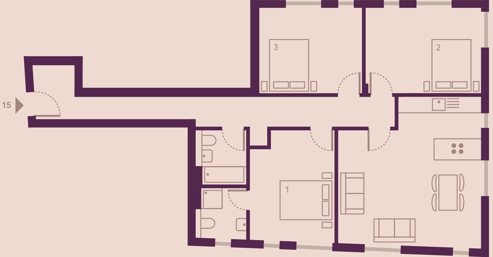 Apartment 15